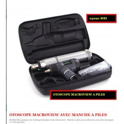 OTOSCOPE MACROVIEW LED A PILES 282€ TTC