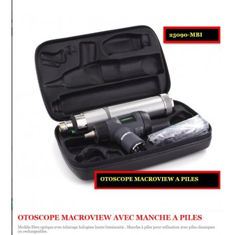 OTOSCOPE MACROVIEW  A PILES 282€ TTC